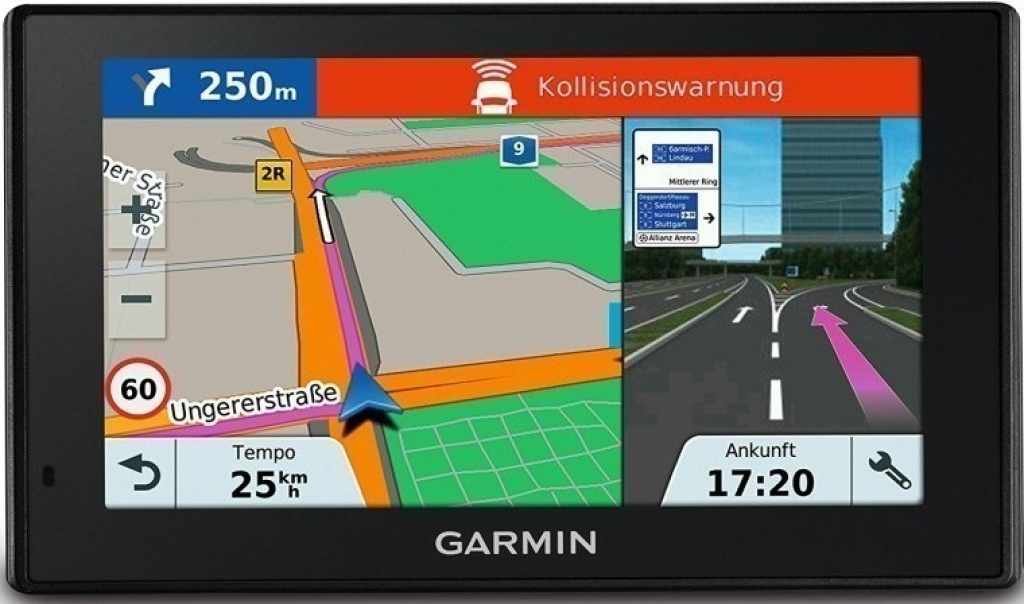 GPS навигатор GARMIN DRIVE ASSIST 51 EU LMT-S