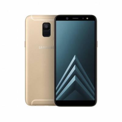 Смартфон SAMSUNG SM-A600F GALAXY A6 2018 Gold
