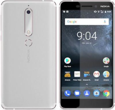 Смартфон Nokia 6.1 DS White