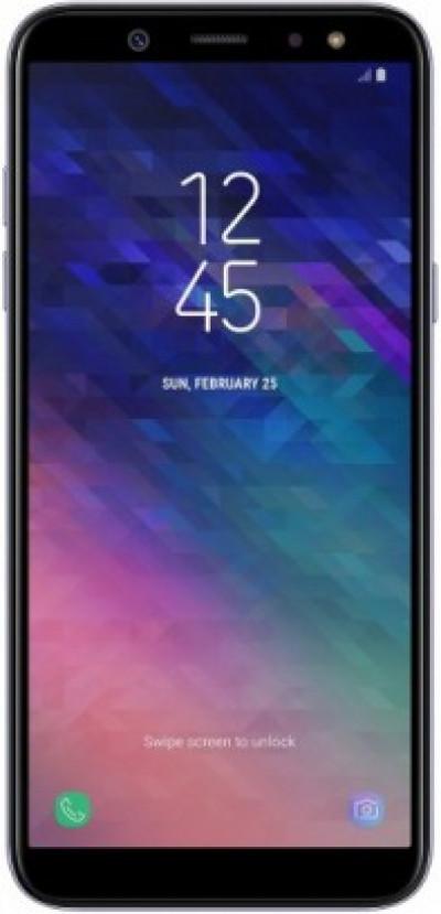 Смартфон SAMSUNG SM-A600F GALAXY A6 2018 Lavender