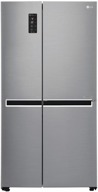 Хладилник с фризер LG GSB-760PZXV SbS