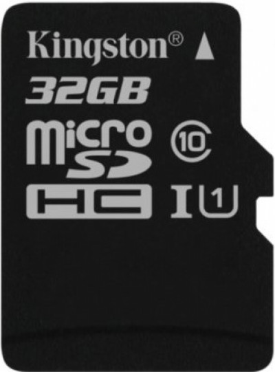 SD micro карта памет KINGSTON SDCS32GB 32GB