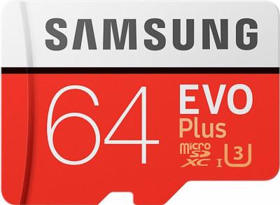 SD micro карта памет SAMSUNG 64GB MB-MC64GA/EU