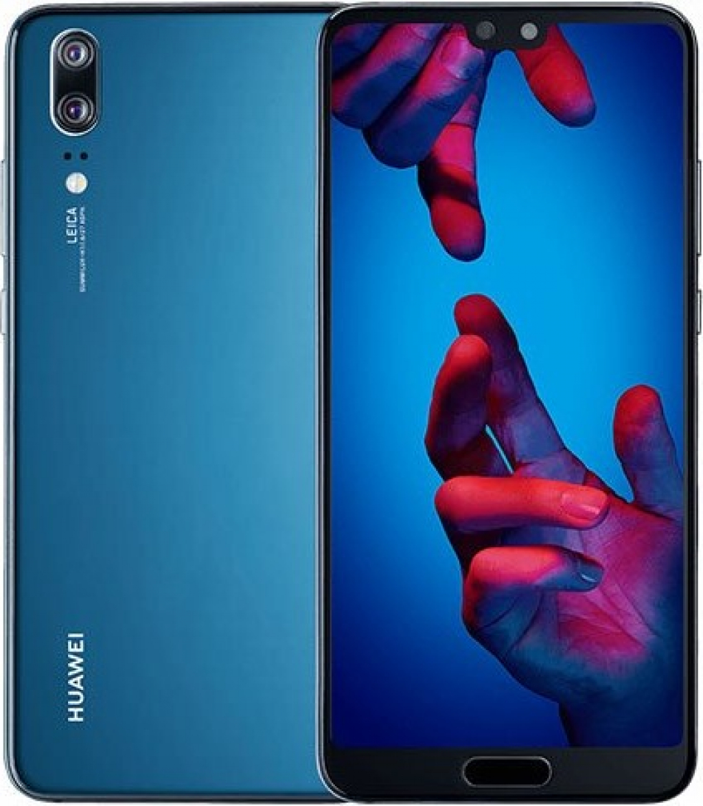 Смартфон HUAWEI P20 DS EML-L29C 4/128 GB Midnight Blue