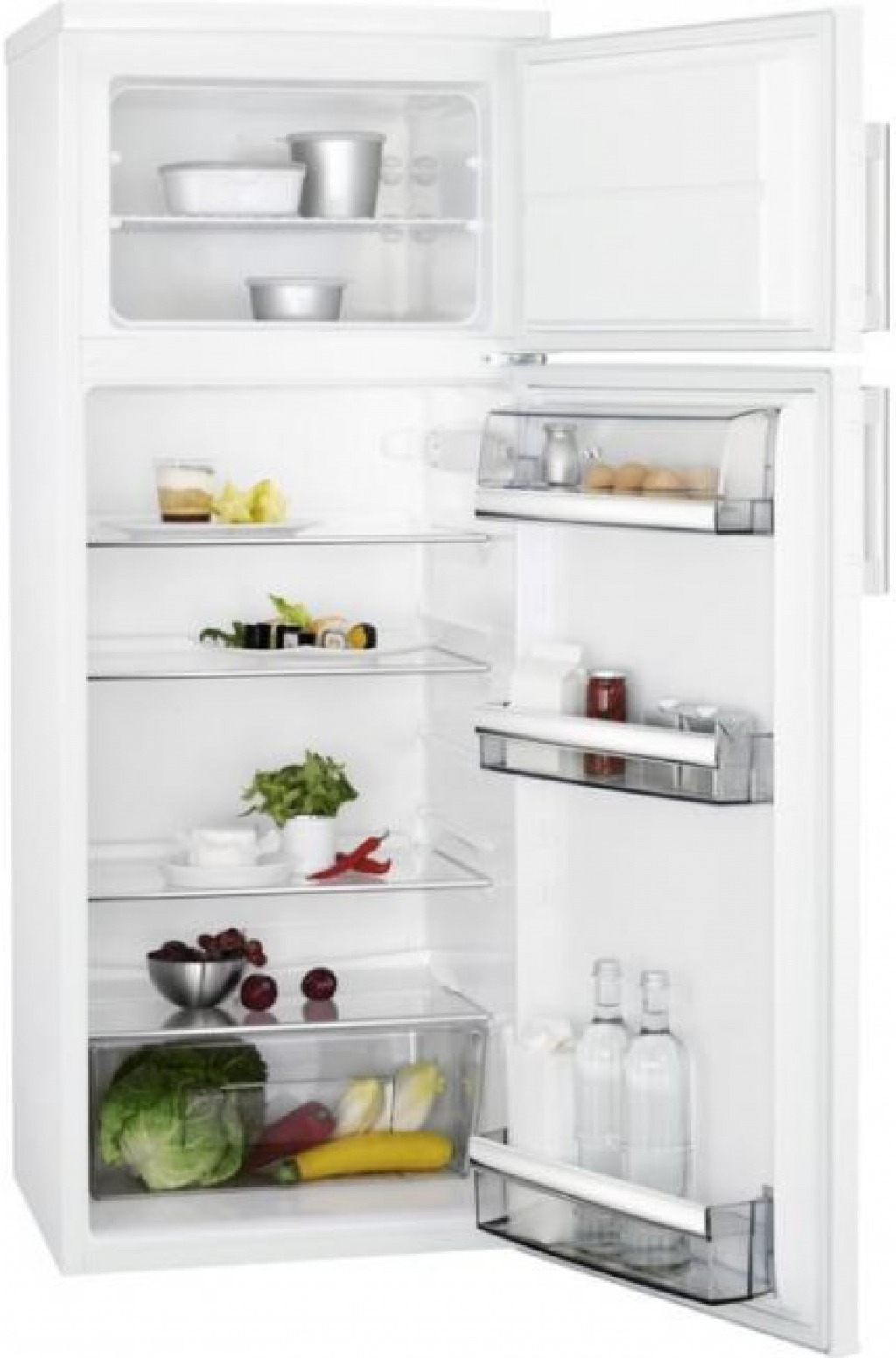 Хладилник с горна камера AEG RDB72321AW