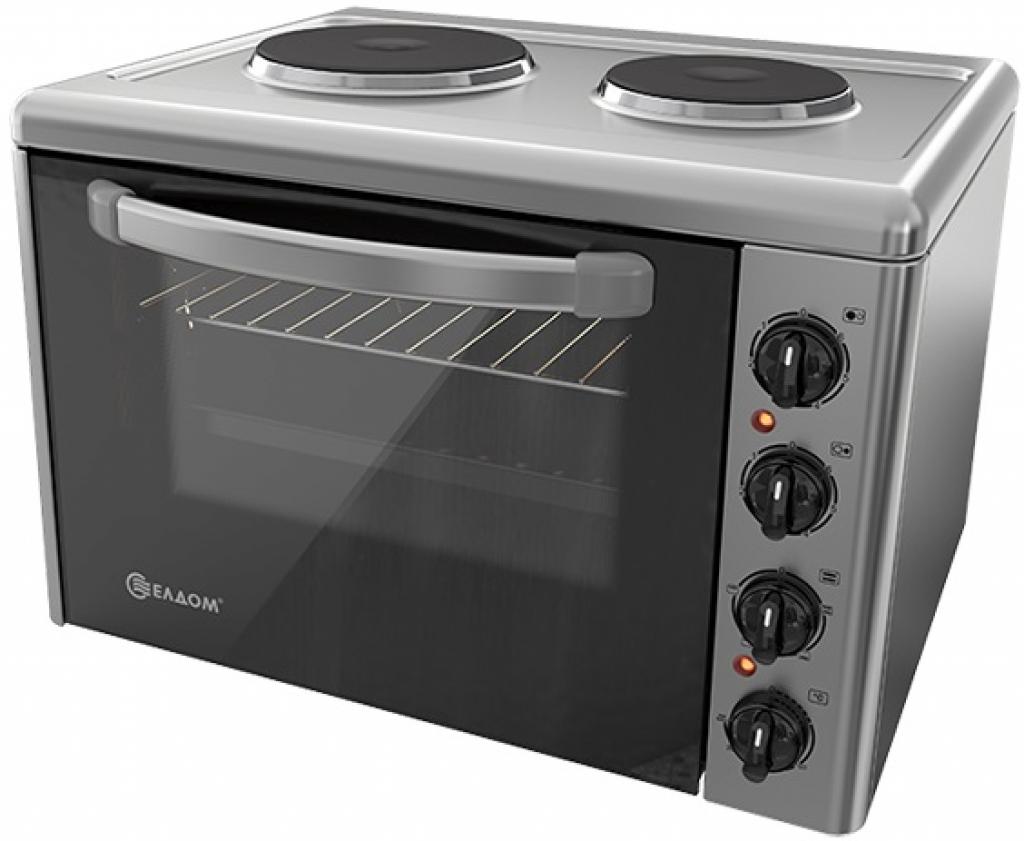 Мини печка - електрическа ELDOM 203VF new