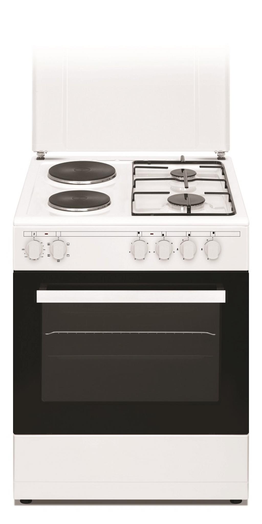 Готварска печка - комбинирана ARIELLI C-6060/2GFL ECO