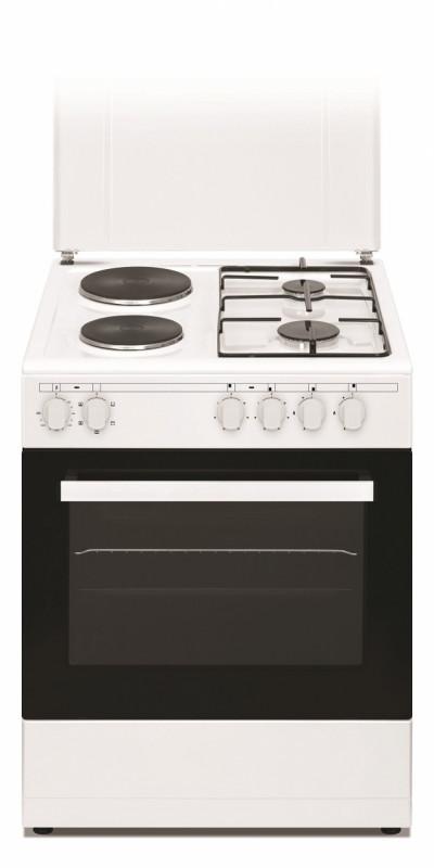 Промоции Готварска печка - комбинирана ARIELLI C-6060/2GFL ECO