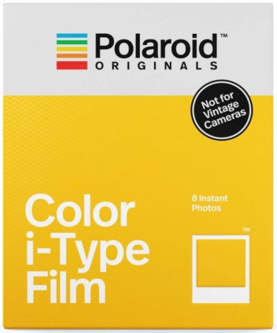 Филм Polaroid Originals Color Film i-Type 004668