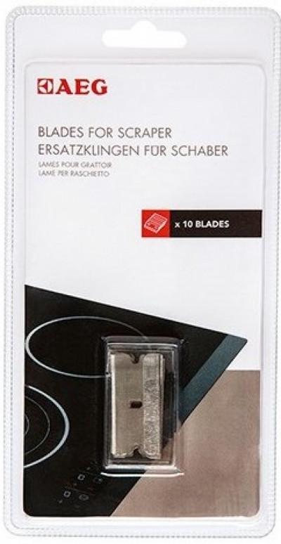 Аксесоар за почистване на керамични  плотове AEG A6IMB102- 902979541/7 резервни ножчета за шпакла