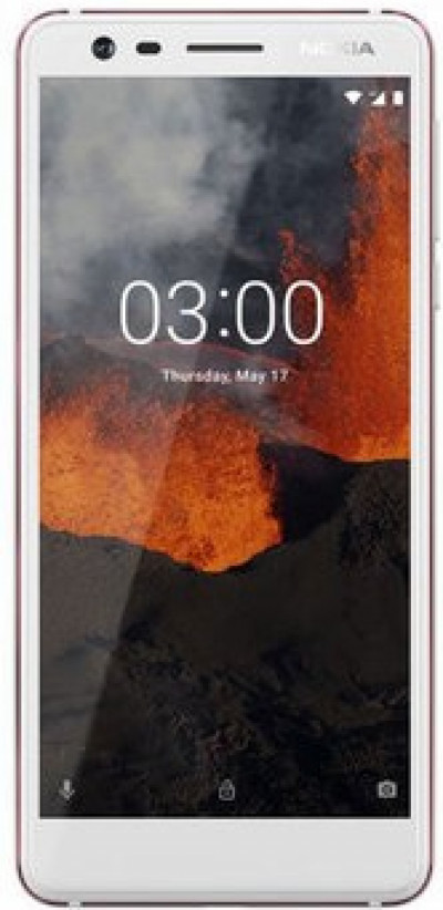 Смартфон Nokia 3.1 DS White