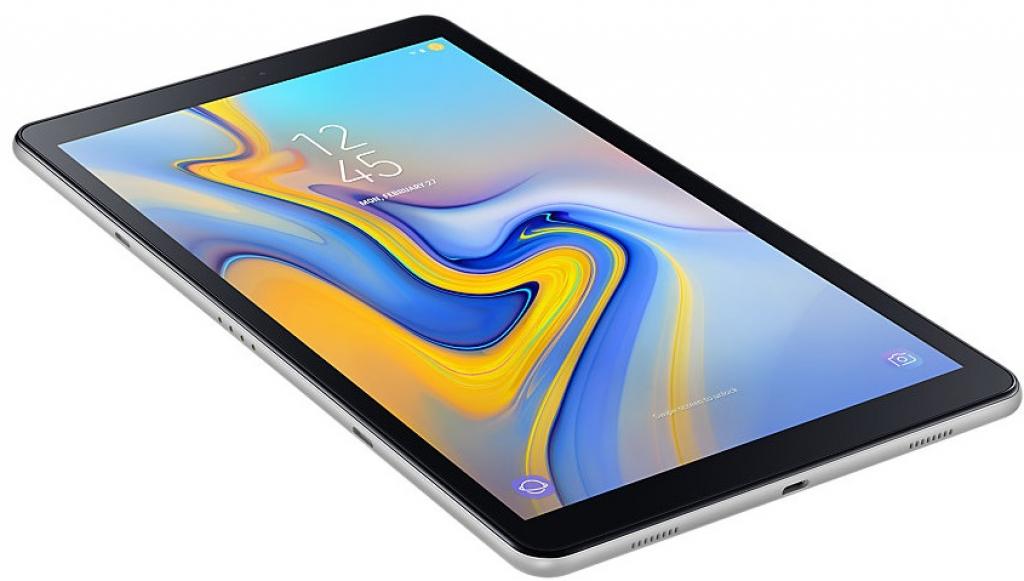 Таблет SAMSUNG Galaxy Tab A 10.5 32GB SM-T590 Wi-Fi Gray
