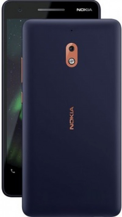 Смартфон Nokia 2.1 DS Blue/Copper
