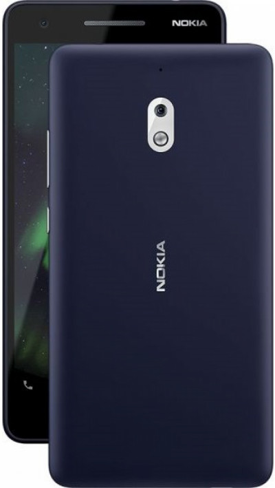 Смартфон Nokia 2.1 DS Blue/Silver