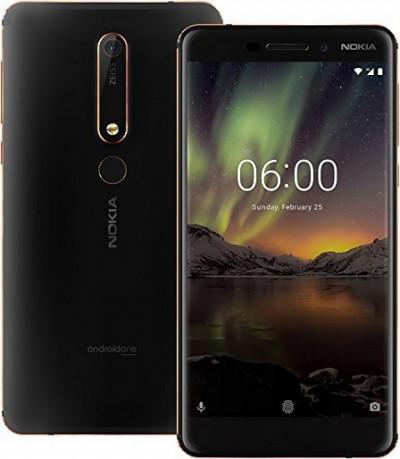 Смартфон Nokia 6.1 SS Black