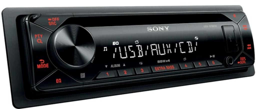 Авто Ресивър Sony CDX-G1301U.EUR