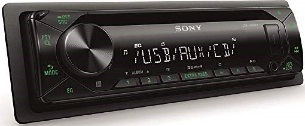 Авто Ресивър Sony CDX-G1302U.EUR