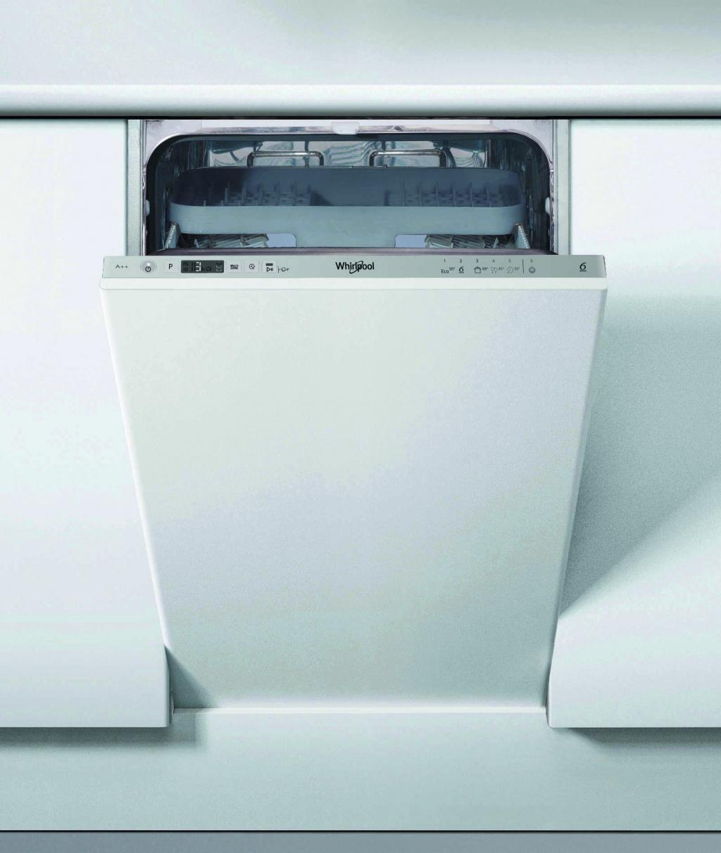 Съдомиялна машина за вграждане Whirlpool WSIC3M27C