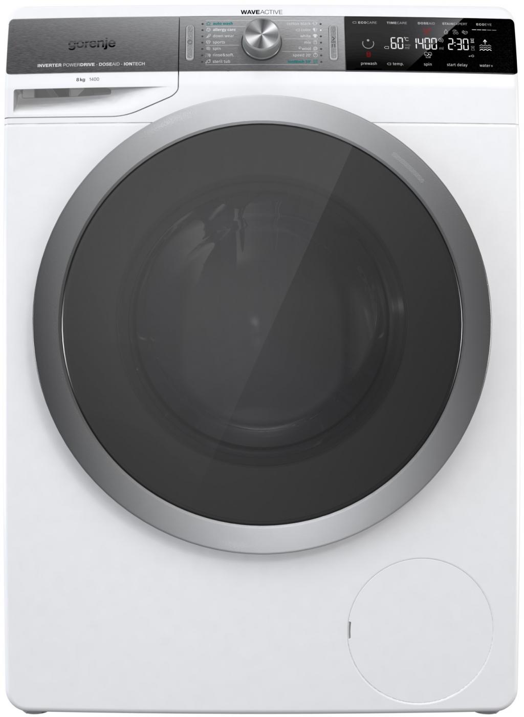 Перална машина Gorenje WS846LN