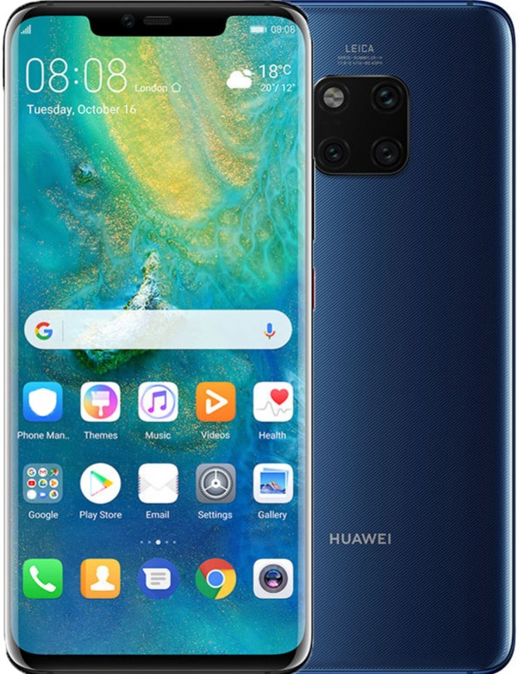 Смартфон HUAWEI MATE 20 Pro DS Twilight