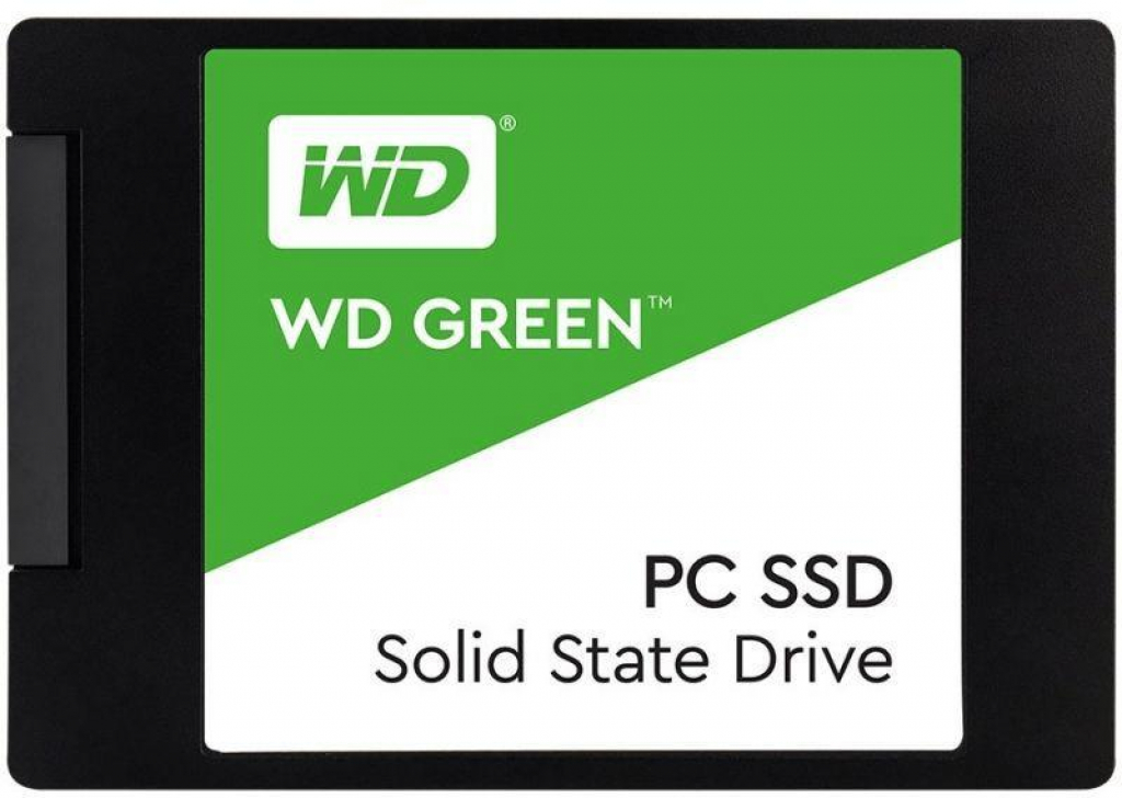SSD диск Western Digital WDS240G2G0A 240GB