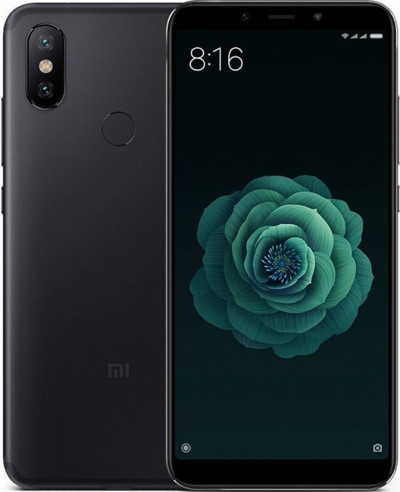 Смартфон Xiaomi Mi A2 4/64GB LTE Black
