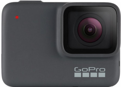 Цифрова видеокамера GoPro CHDHC-601-RW HERO7 Silver