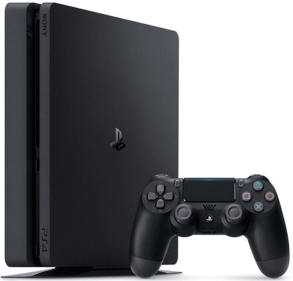 Конзола за TV Sony Playstation PS4 500GB F CHASSIS BLACK/EAS