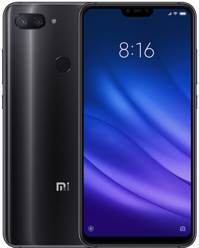 Смартфон Xiaomi Mi 8 Lite 4/64GB Black