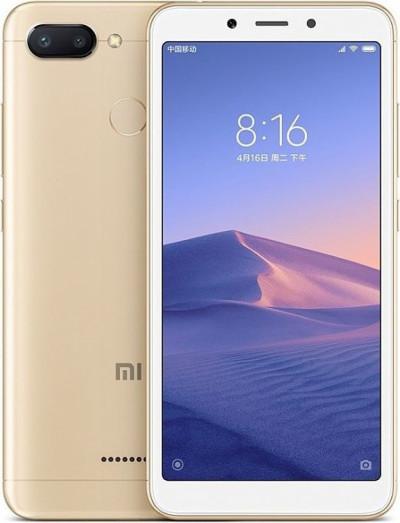 Промоции Смартфон Xiaomi Redmi 6 3/64GB DS Gold