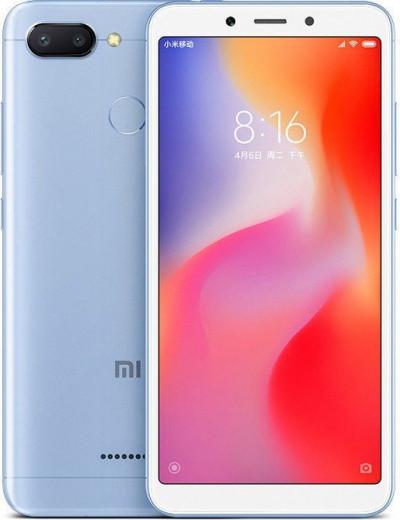 Промоции Смартфон Xiaomi Redmi 6 3/64GB DS Blue