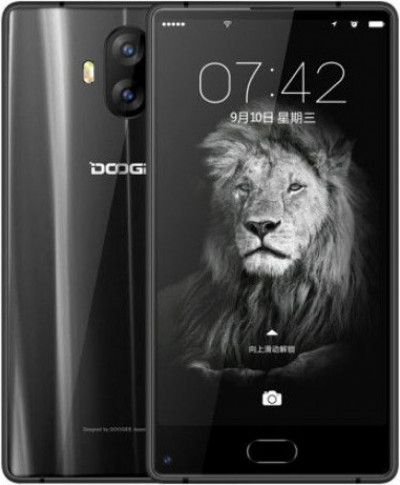Смартфон Doogee Mix Lite DS Black