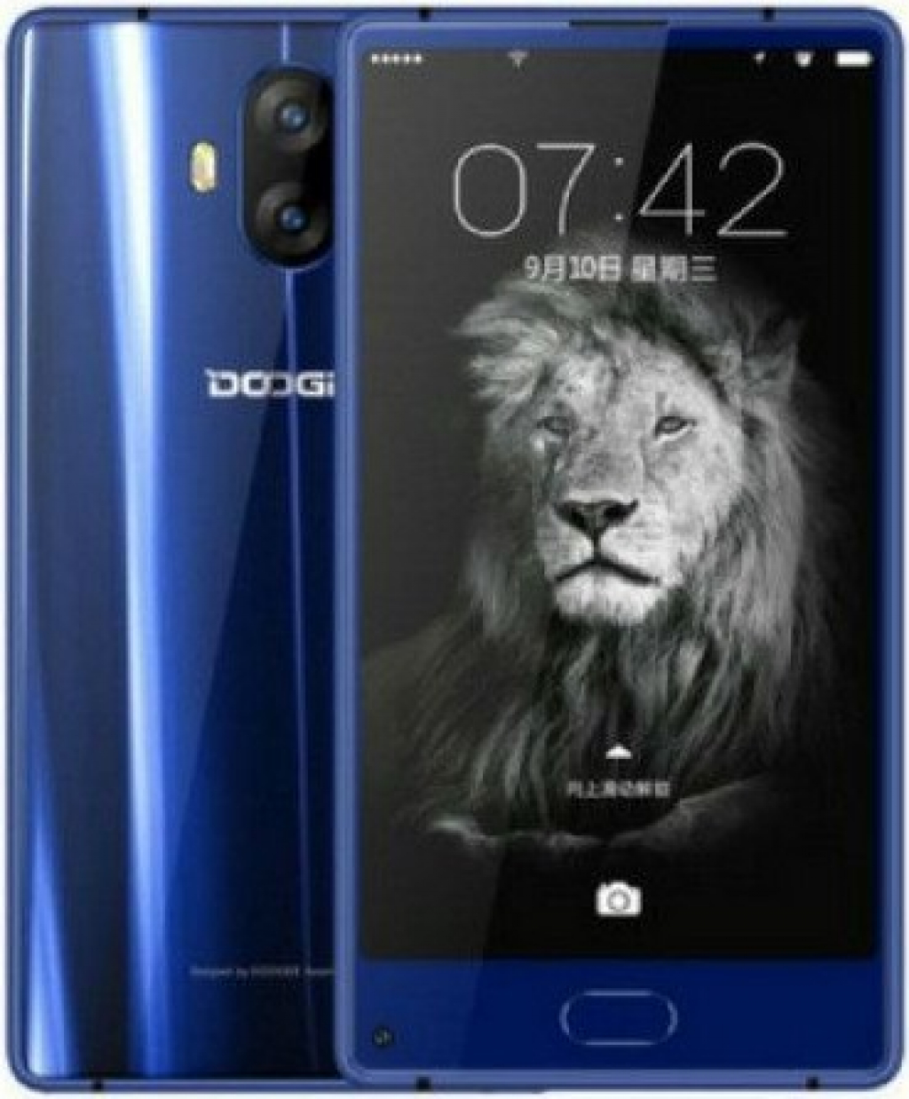Смартфон Doogee Mix Lite DS Blue