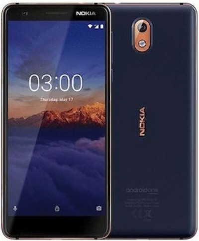 Смартфон Nokia 3.1 DS Blue