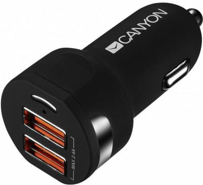 Зарядно за кола CANYON CNE-CCA04B