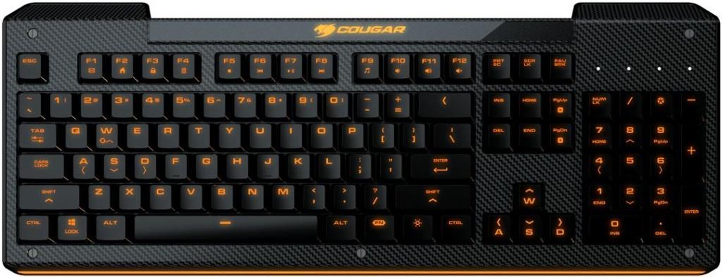 Геймърска Клавиатура Cougar Aurora CG37AURXNMB0002