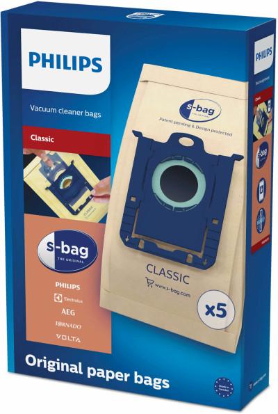 Торбичка за прахосмукачка PHILIPS FC8019/01 S-bag