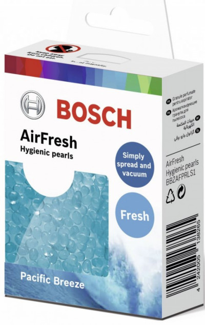 Ароматизиращи гранули за прахосмукачка Bosch BBZAFPRLS1
