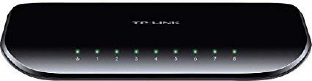 Мрежови адаптор TP-Link TL-SG1005D Суич
