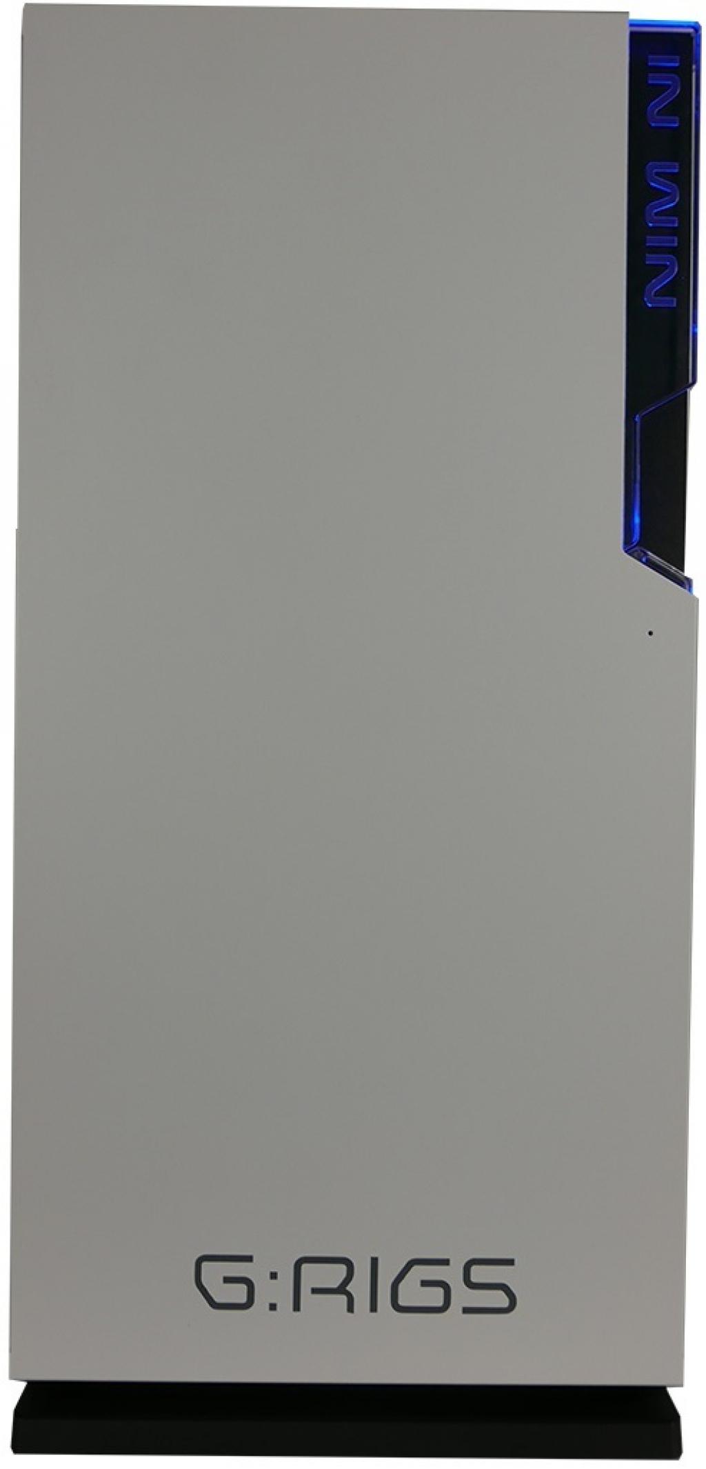 Геймърски компютър G:RIGS GTL Surpersion White