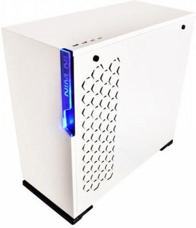 Геймърски компютър G:RIGS GTL i3 Storm White