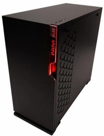 Геймърски компютър G:RIGS GTL i3 Storm Black