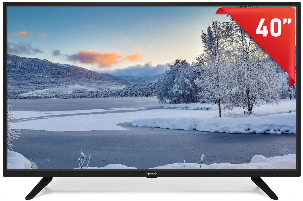 Телевизор ARIELLI LED40A114T2