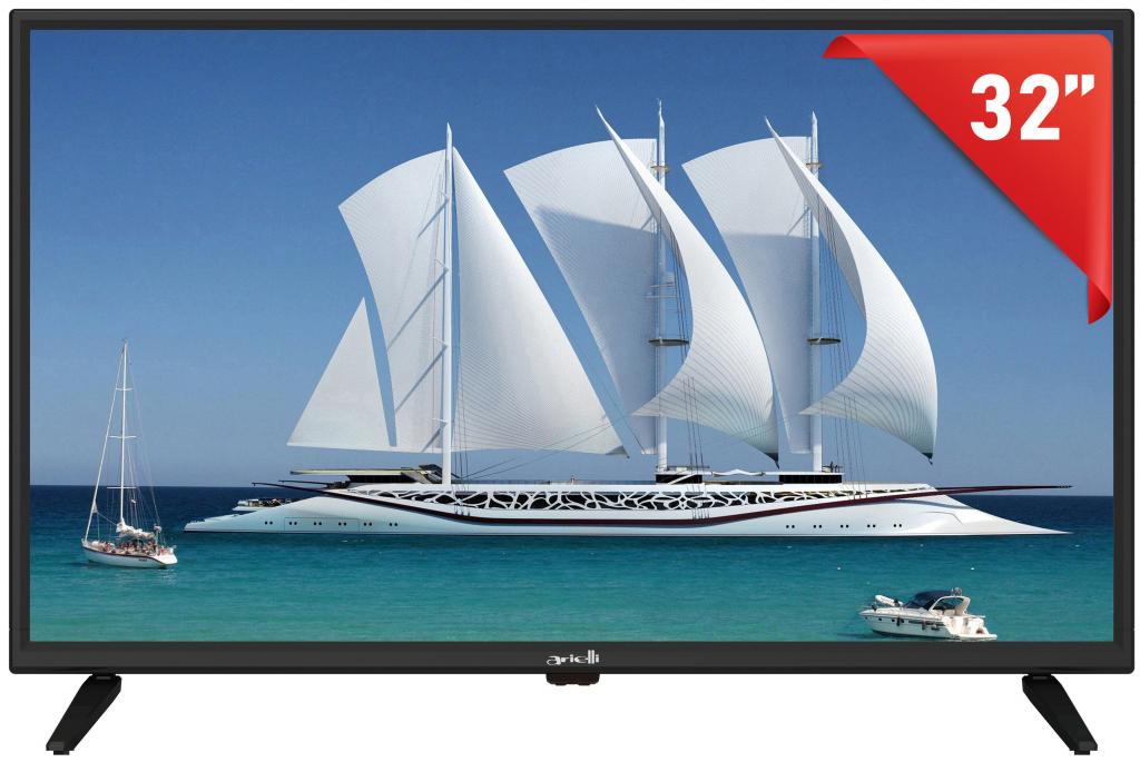 Телевизор ARIELLI LED32A114T2 ANDROID SMART