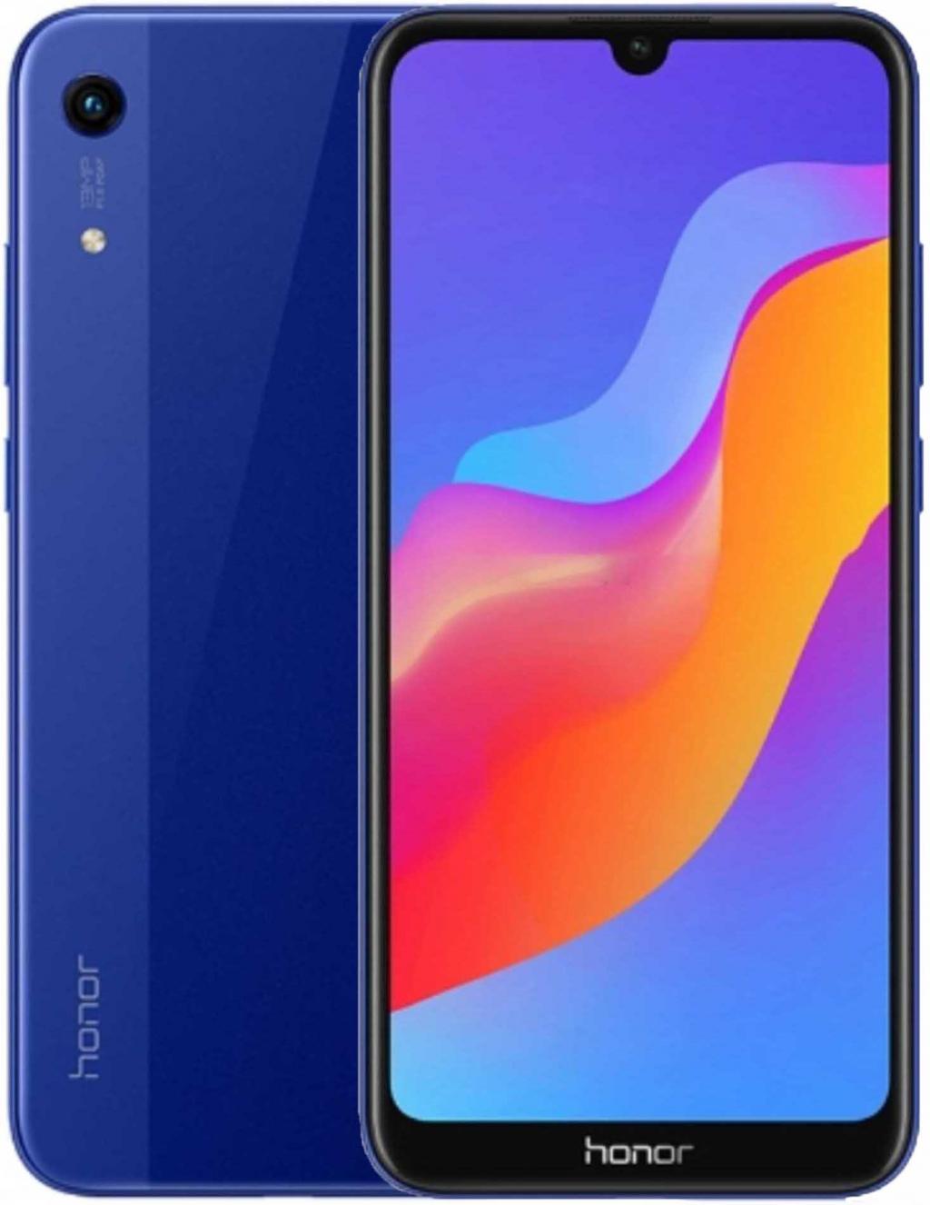 Смартфон HONOR 8A DS 3/32GB Blue