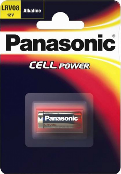 Батерии Panasonic PAN XTREME LRV08 1BP/ 12V