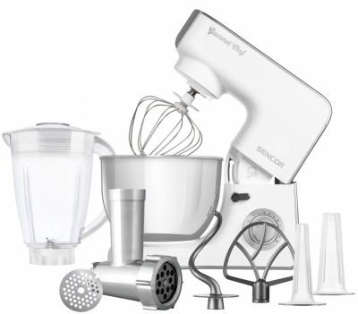 Кухненски робот Sencor STM3770WH + Приставки Sencor STX007