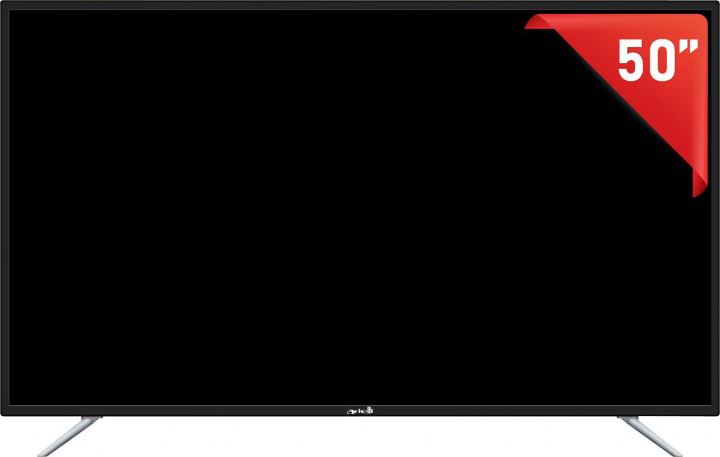 Телевизор ARIELLI LED50DN4A6 UHD ANDROID SMART