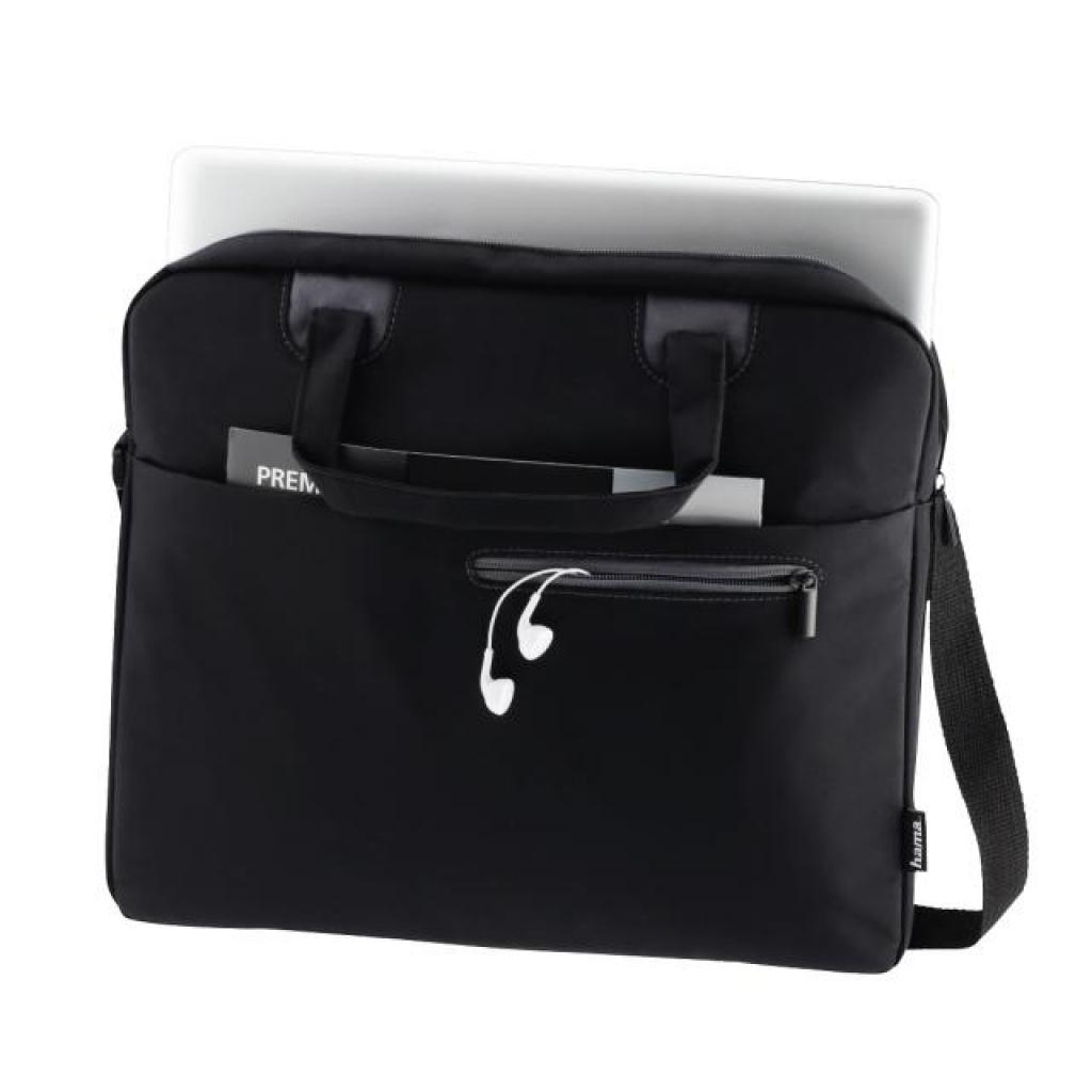 "Чанта за лаптоп HAMA-101928 Sydney 14.1"" черно/сива"