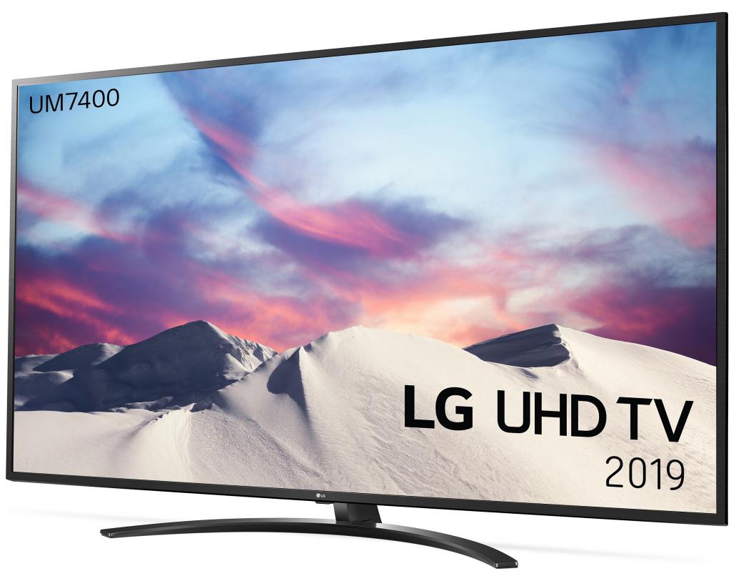 Телевизор LG LED 55UM7450PLA